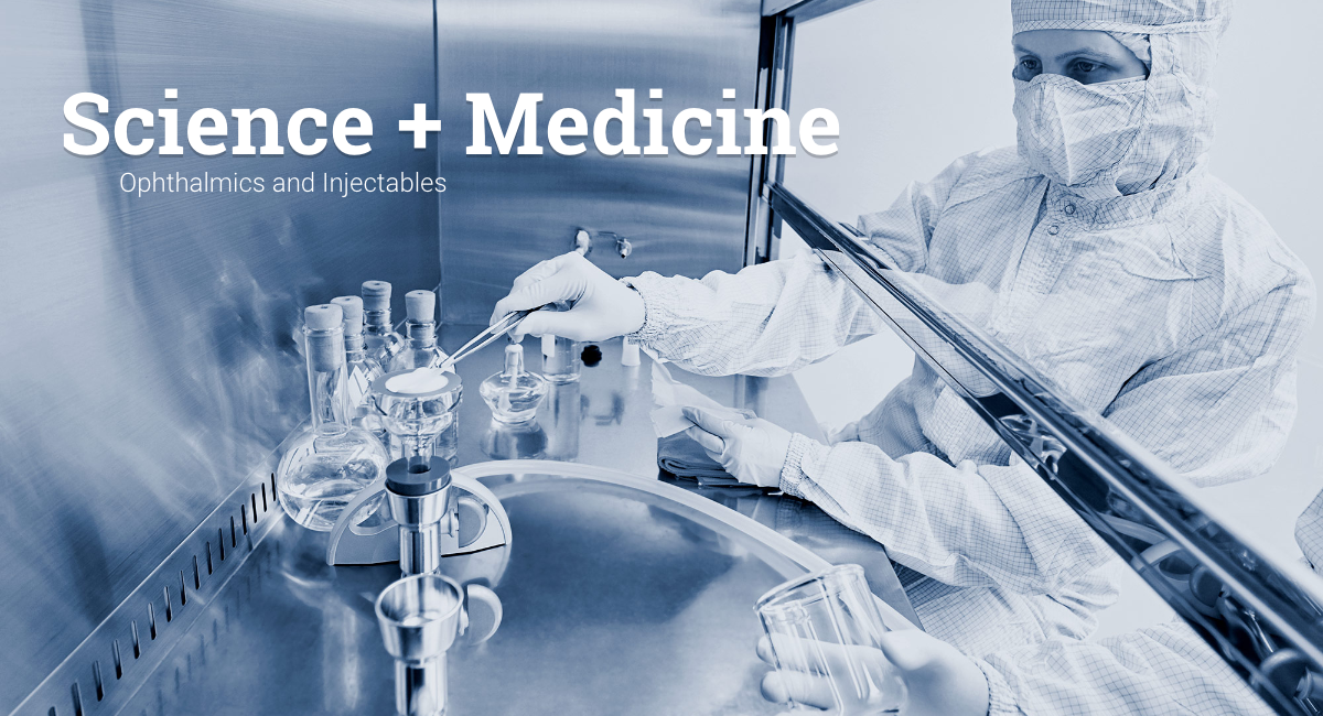 Somerset Generic Therapeutics - Injectables and Ophthalmics