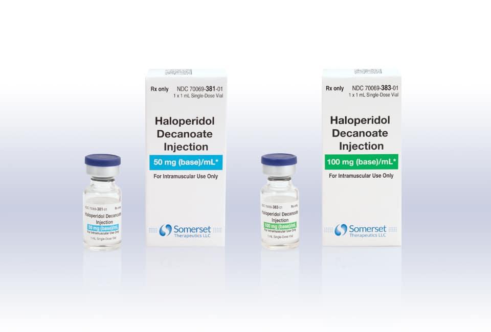Haloperidol Decanoate Injection, USP Generic for Haldol